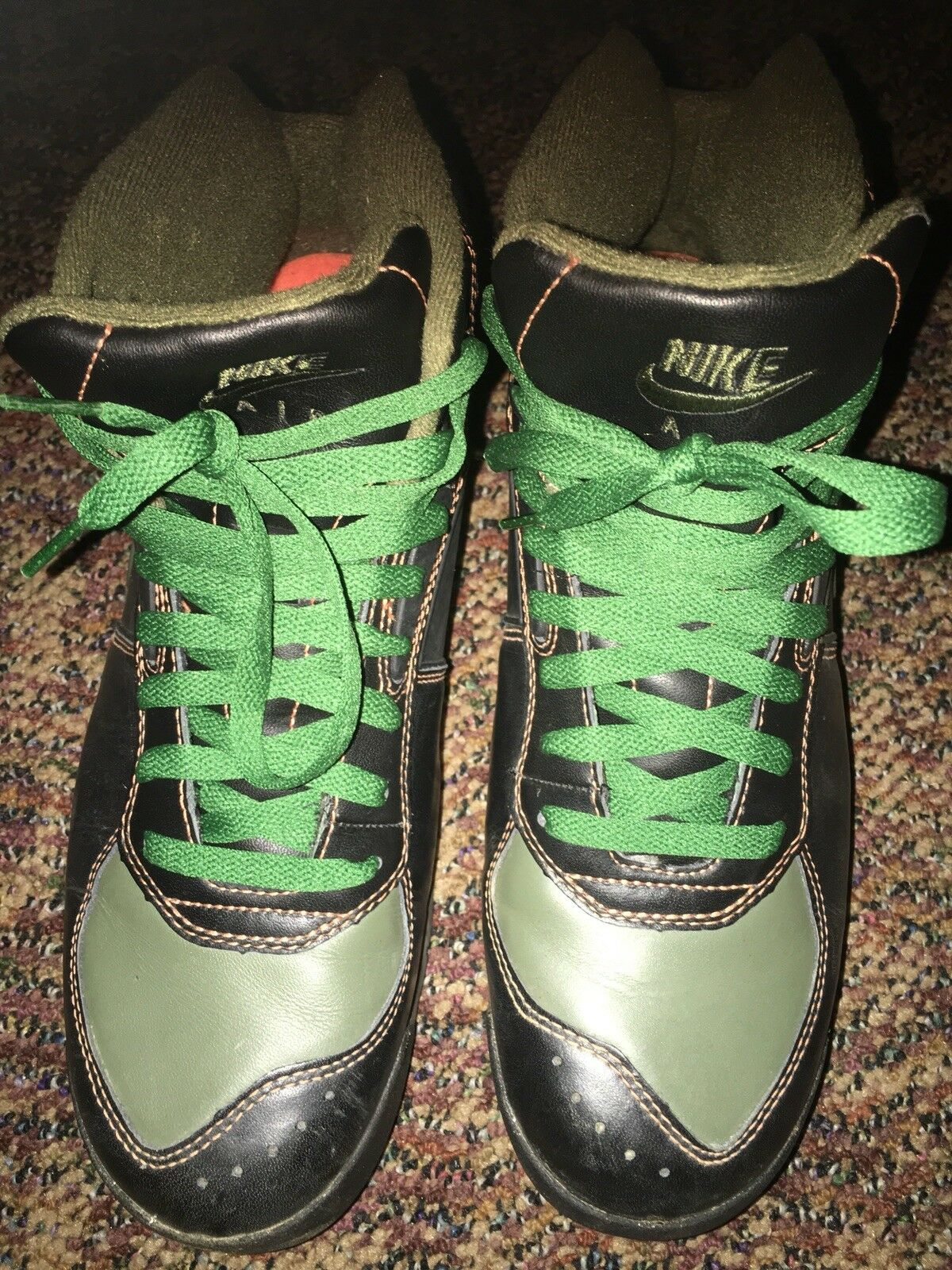 NIKE AIR BALTgold   GOOD CONDITION   SEMI-RARE   NO RESERVE   SEE DETAILS
