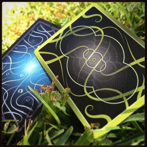 Tendril V2 Set Ascendant and Nightfall Playing Card Decks Brand New