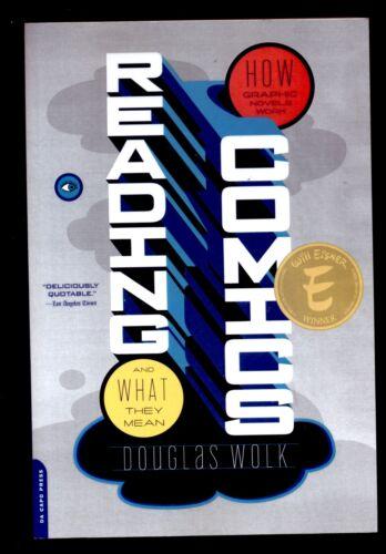 "1 of 1 - ""Reading Comics How Graphic Novels Work."". Douglas Wolk, Da Capo, 2007,First P/B"