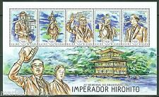 GUINEA BISSAU  2014 25th MEMORIAL ANNIVERSARY OF EMPEROR HIROHITO SHEET  MINT NH
