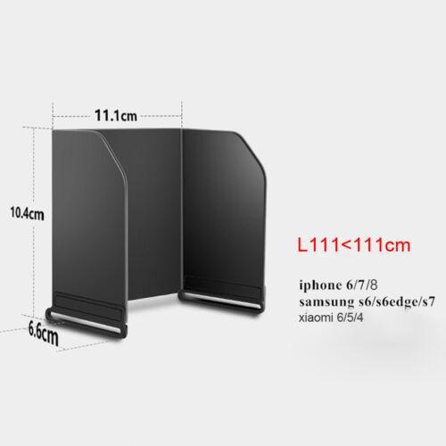 "4.7~9.7/"" FPV Phone Tablet Monitor Hood Sunshade for DJI SPARK//MAVIC//OSMO//PHANTOM"