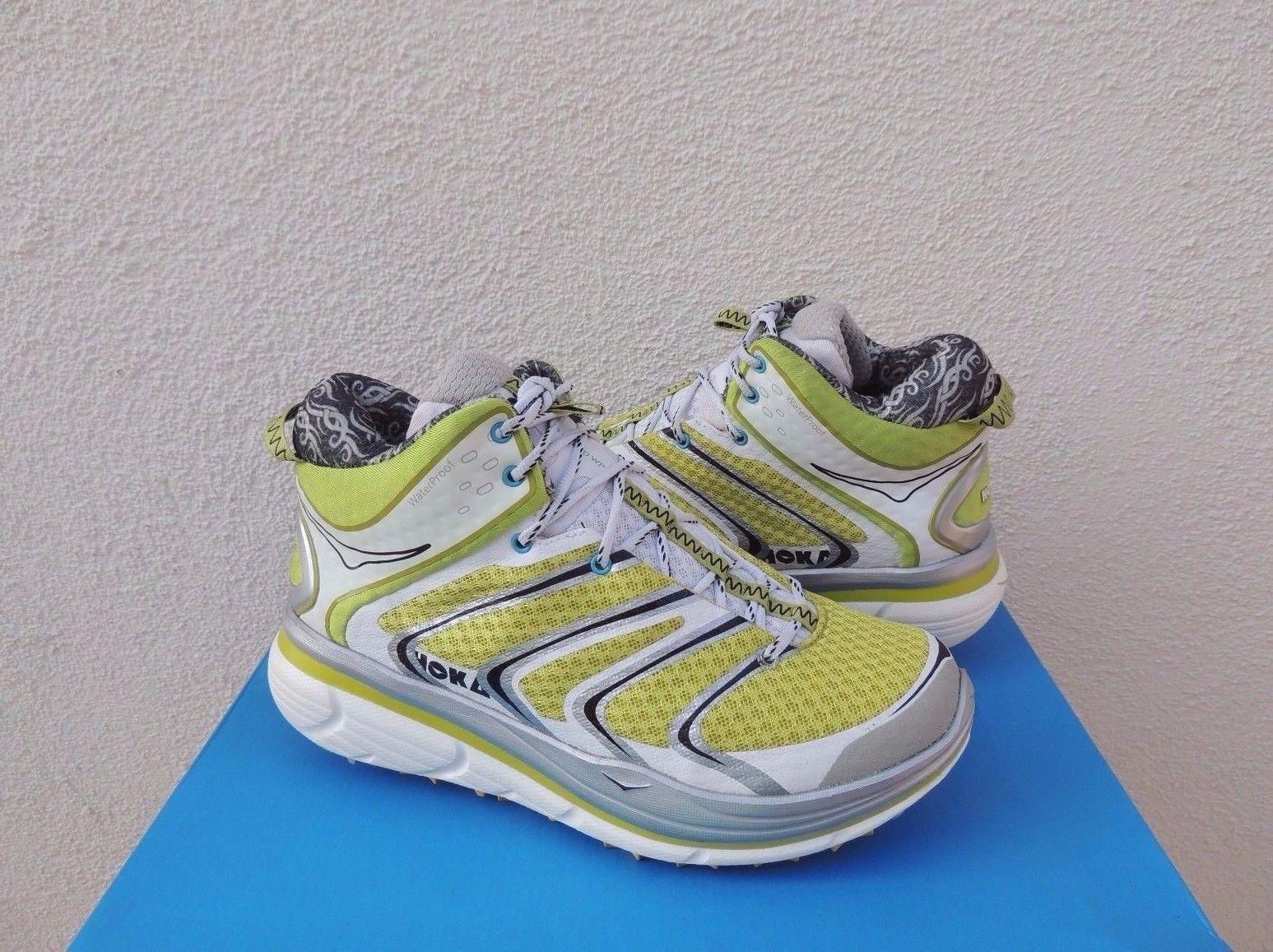 HOKA ONE ONE TOR SPEED MID WATERPROOF HIKING Stiefel EUR Schuhe, WOMEN US 7/ EUR Stiefel 38 2/3 8f68d6