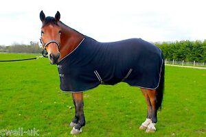 Image Is Loading New Horse Cob Pony Show Travel Fleece Rug