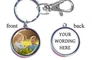 Personalized-Photo-Keychain-Double-Sided-2-sides-Gifts-for-Dad-Mom-Family