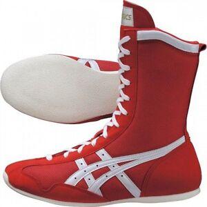 Boxing y Nuevo Unisex Rojo Japón Tbx704 Asics Shoes Ms Importar Blanco 5A7xw