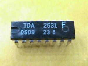IC-BAUSTEIN-TDA2631-11380