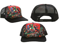 Legend Of Zelda Ocarina Of Time 3d Snapback Trucker Baseball Cap Flat Bill Hat