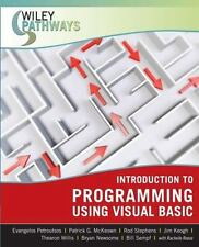 Wiley Pathways Introduction to Programming using Visual Basic (Wiley Pathways)