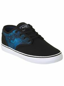 Scarpe-Uomo-Globe-Shoes-MOTLEY-Nero-Blu-Acid-Navy-Black-Skate-Schuhe