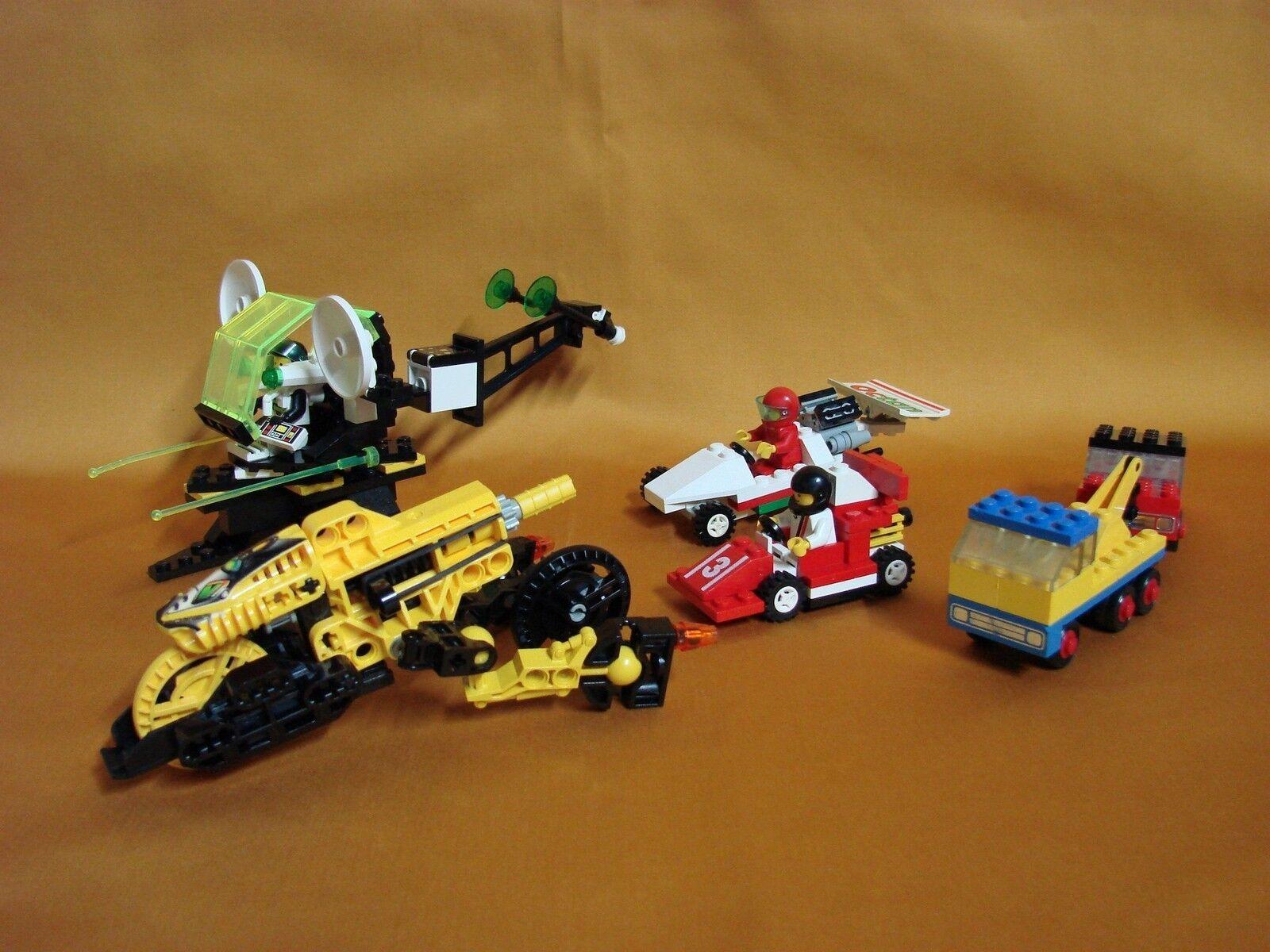 Los LEGO Ref 651 / 1890 / 6509 / 6878 / 8514 / TECHNIK System Spielzeug