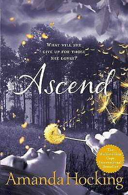 Ascend by Amanda Hocking (Paperback) New Book
