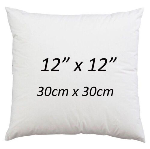 environ 30.48 cm Coussin Tampon interne Fibre Creuse Non Allergique canapé coussins Pack de 4 12 X 12 in