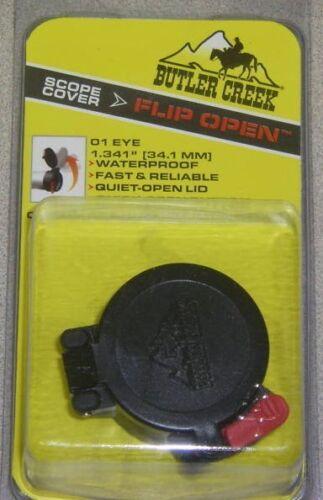 "Butler Creek Scope Cover Flip Open #05 Eye 1.432/"" NEW"