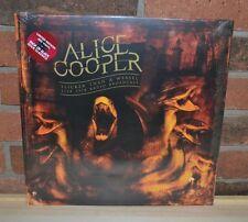 ALICE COOPER - Slicker Than A Weasel 1978 Live Ltd Import 2LP RED VINYL Gatefold