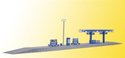 Kibri 39557 h0 delle moderne marciapiedi con illuminazione a LED