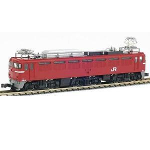 Kato 3021-6 Locomotive Électrique Ef81 - N