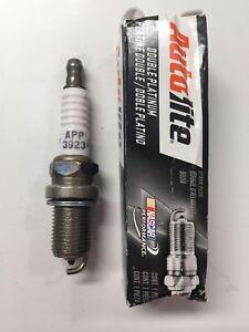 Autolite APP3923 Double Platinum Spark Plug Pack of 1