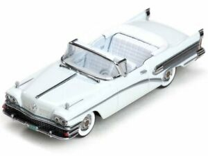 BUICK Special - 1958 - glacier white - Vitesse 1:43