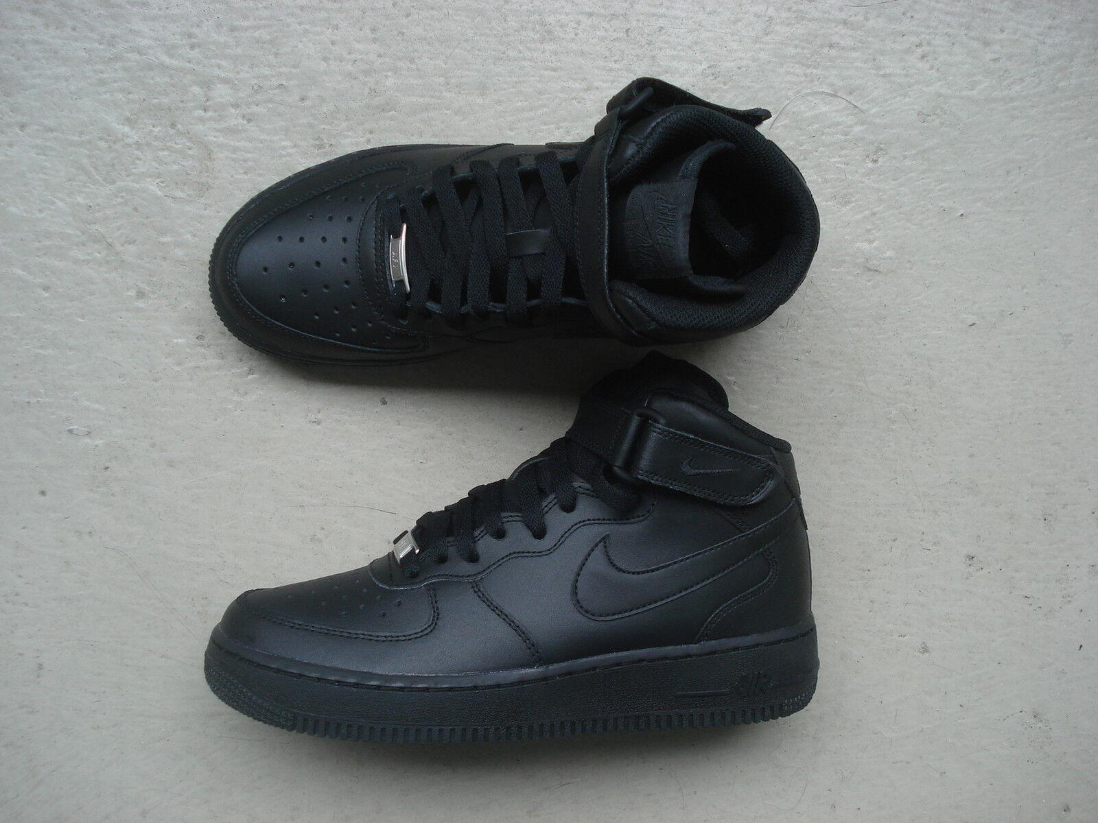 Nike 1 Air Obliger 1 Nike Mid (GS) 39 noir/noir fc2f33