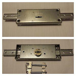 Serratura di sicurezza centrale per serranda garage box for Garage centrale auto dijon