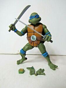 NECA-TMNT-Teenage-Mutant-Ninja-Turtles-Leonardo-5-034-figure-Target-exclusive