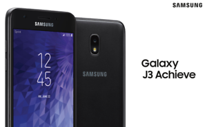 Details about Samsung Galaxy J3 Achieve (2018) SM-J337P - 16GB - Black  (Sprint) B Unlocked
