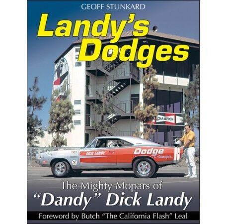 Dick Landy/'s Dodges Mighty Drag Strip 1964 S//S Dodge /& 1968 Hemi Dart CT561