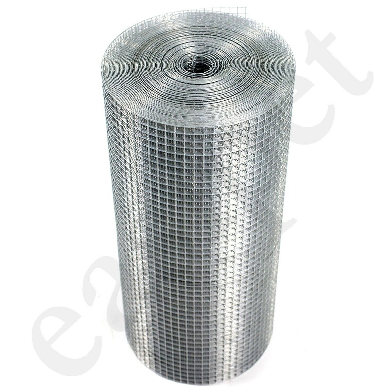 """Welded Wire Mesh 1 2  x 1 2  x 48"""" x 15m Aviary Hutches Fencing Pet Run Coop"""