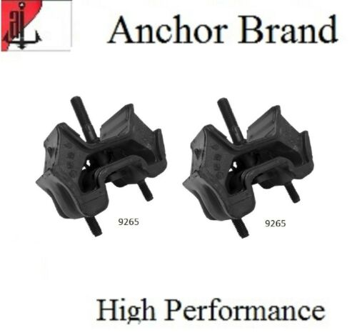2 PCS Left /& Right Engine Mount For 2000-2003 Mercedes-Benz W163 ML55 AMG 5.5L