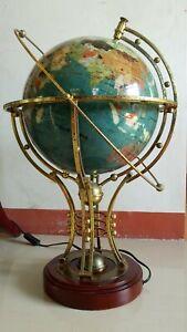 Electrical-Rotating-Globe