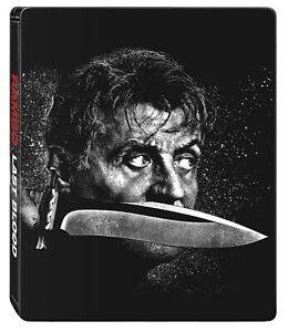 Rambo-Last-Blood-4K-Ultra-HD-Blu-Ray-Disc-SteelBook-Nuovo-Sigillato