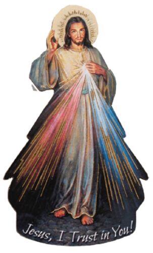 Divine Mercy Picture Fridge Magnet D Mercy Wood Fridge Magnet Family Blessing