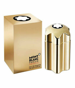 Treehousecollections: Mont Blanc Emblem Absolu EDT Perfume Spray For Men 100ml