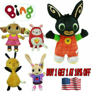 Bing-Bunny-Plush-Toy-Sula-FLOP-PANDO-Bedtime-Rabbit-Stuffed-Doll-Kid-Toy-15-35cm