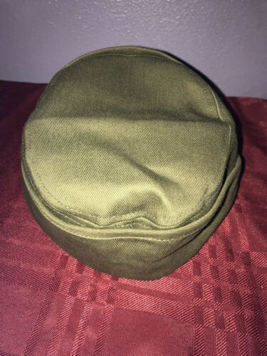DISNEY PARKS STAR WARS GALAXY'S EDGE IMPERIAL OFFICER OLIVE UNIFORM HAT NWT