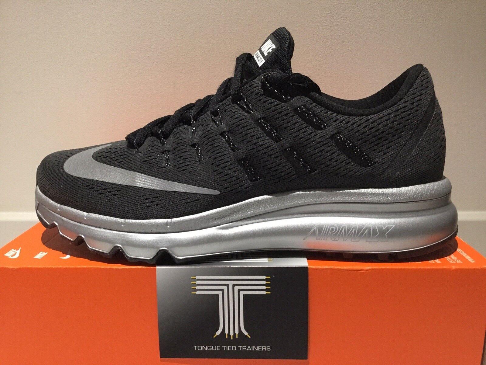 Nike Air Max 2016 Premium Reflective  810886 001  Uk Größe 5.5