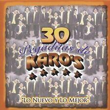 Karo`S-30 Pegaditas De Karo`S Lo Nuevo Y Lo Mej CD NEW
