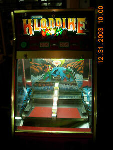 KLONDIKE-COIN-PUSHER-by-Cromptons-Arcade-Ticket-Redemtion-Game-Complete-Ready