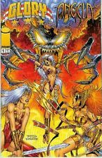 Glory / Angela: Angels in Hell # 1 / Darkchylde # 1(one-shot) (USA, 1996)