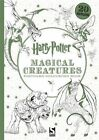 Harry Potter Magical Creatures Postcard Book: 20 Postcards to Colour by Templar Publishing (Paperback, 2016)