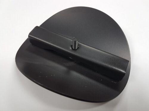 Trappe de ramonage pour 150mm rauchrohr Noir Nettoyage porte Four Cheminée Marci