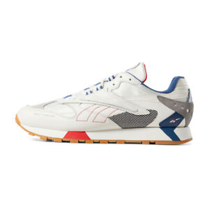 New Mens Reebok CLASSIC LEATHER ATI 90S WHITE TEAL DV5373 US 7-10 TAKSE