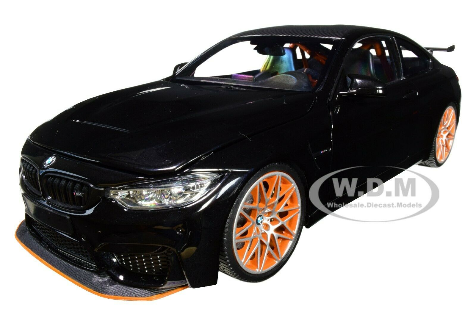 Bmw M2 Competition 2019 Black Metallic 1 18 155028001 Minichamps For Sale Online Ebay