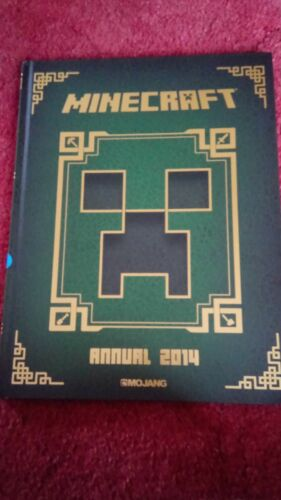 1 of 1 - Minecraft: The Official Annual: 2014 by Egmont UK Ltd (Hardback, 2013)