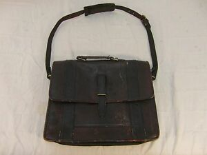 noir en sac professeur professeur Bracelet vintage Hidesign pour fermé cuir brun edBorWCx