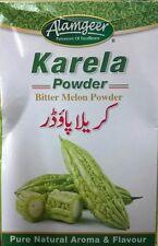 Karela Powder Bitter Melon Herbe Powder Natural Ayurvedic Health Care 100g