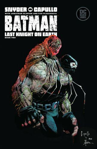 Batman Last Knight On Earth #2 Cover A Capullo  7//31//19 NM