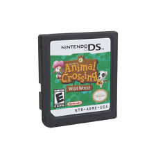 Animal Crossing: Wild World Version For Nintendo DS LITE LL Video Game