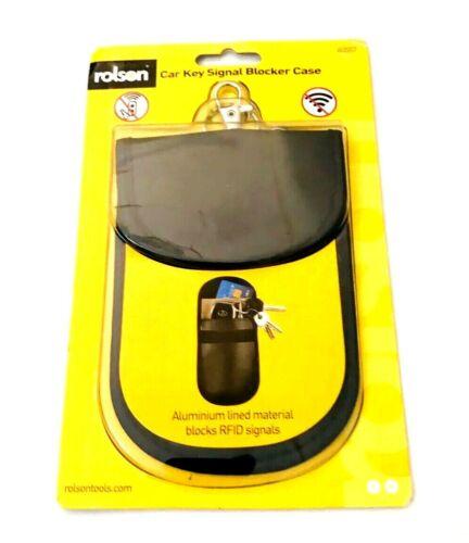 Car Key Signal Blocker Cage Fob Pouch Blocks RFID Signals  Bag Case