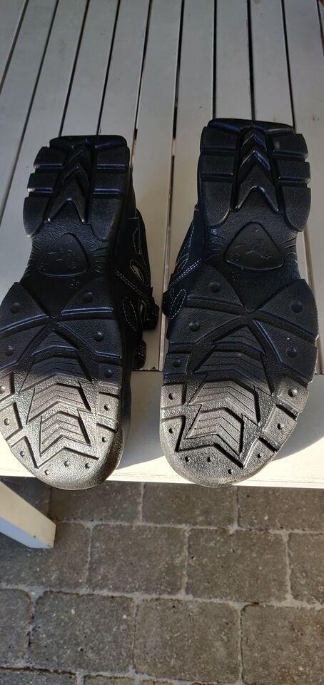 Sikkerheds sko